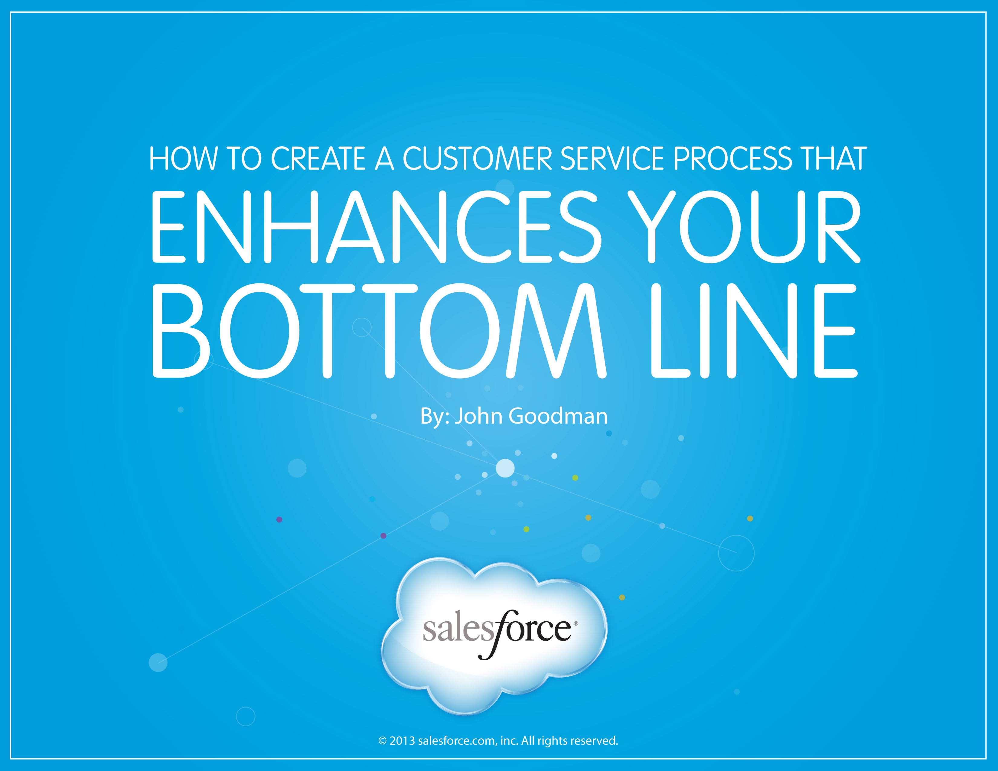 Salesforce Customer Service | eBook Sample