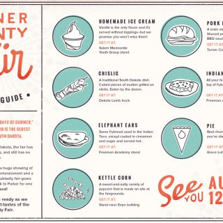 Turner County Fair Tasting Guide