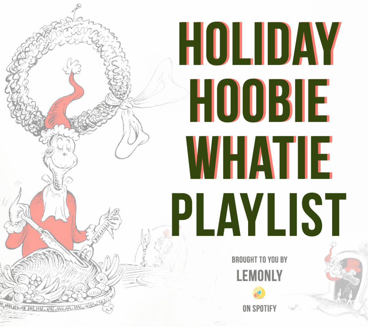 Lemonly\'s Holiday Playlist 2013