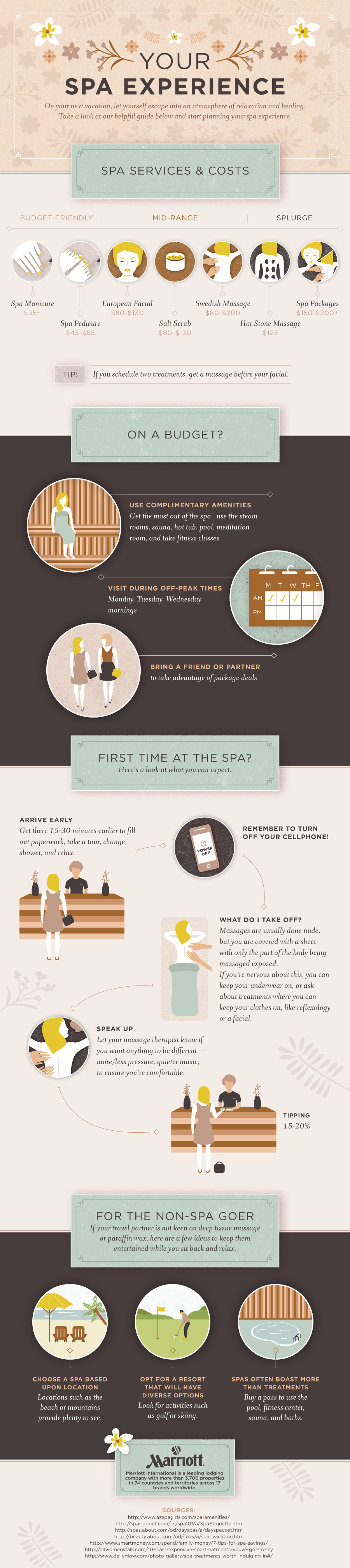 Tips For Your Spa Experience