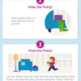 Find The Potty Seek & Find
