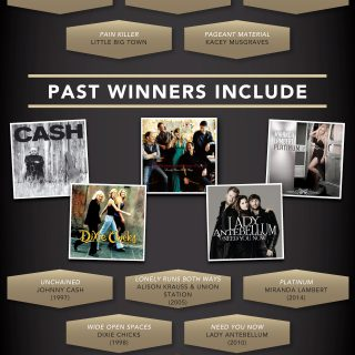 Best Country Album: Meet the 58th GRAMMY Nominees