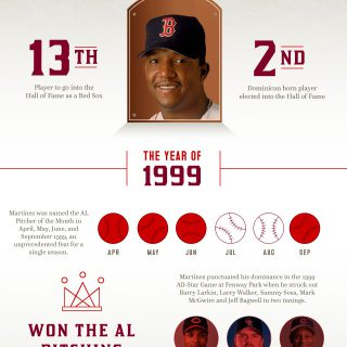 Pedro Martinez MLB Career Recap