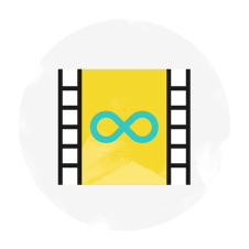 video filmstrip