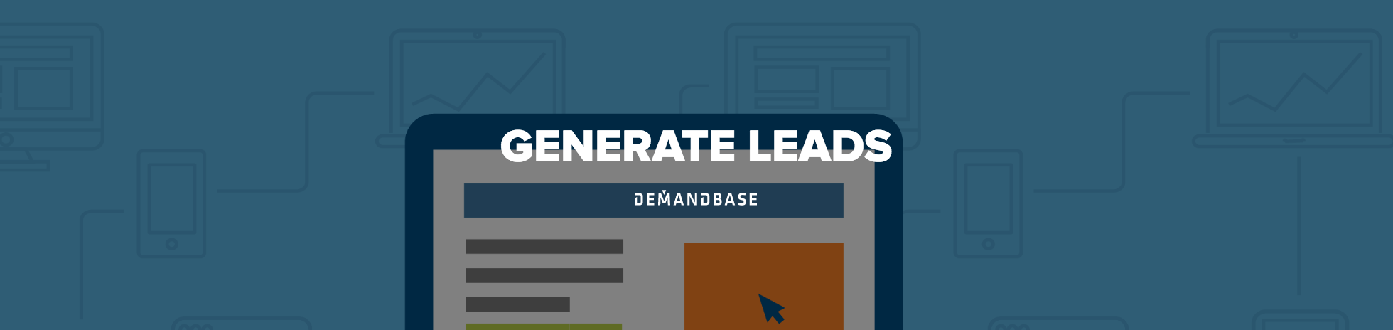 Generate Leads with Demandbase