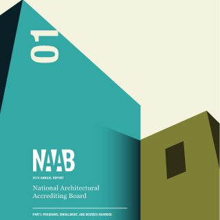 NAAB 2015 Annual Report