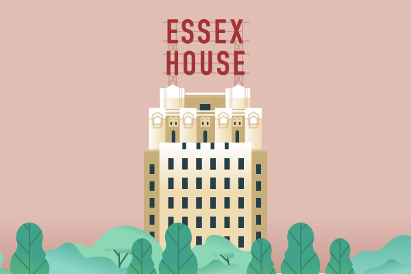 A Central Park Icon Reimagined: Essex House NY