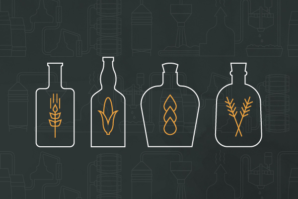 How To Make Whiskey Infographic