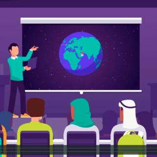 Northwestern University – Qatar Major Explainer Video