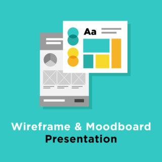 wireframe presentation