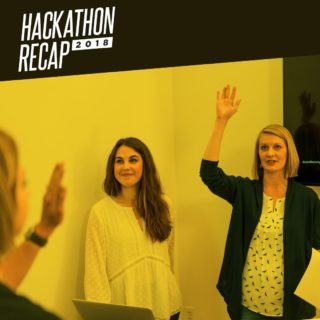2018 Hackathon Recap