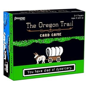 Oregon Trail Board Game