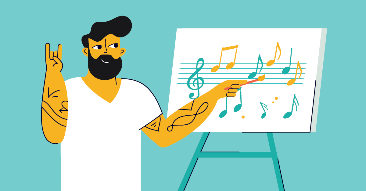 Steal Dont Copy How Designers Can Learn From Cover Songs Lemonly Infographics