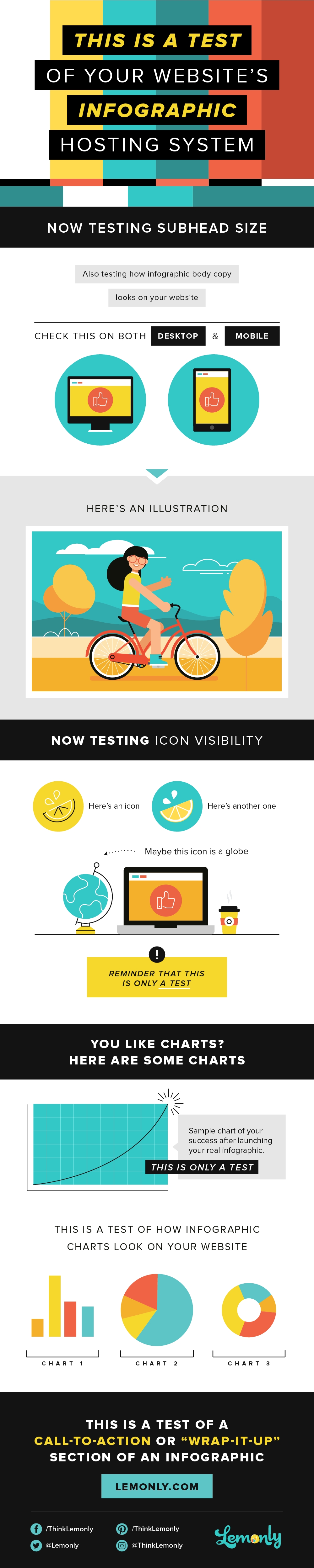 This Is A Test Infographic