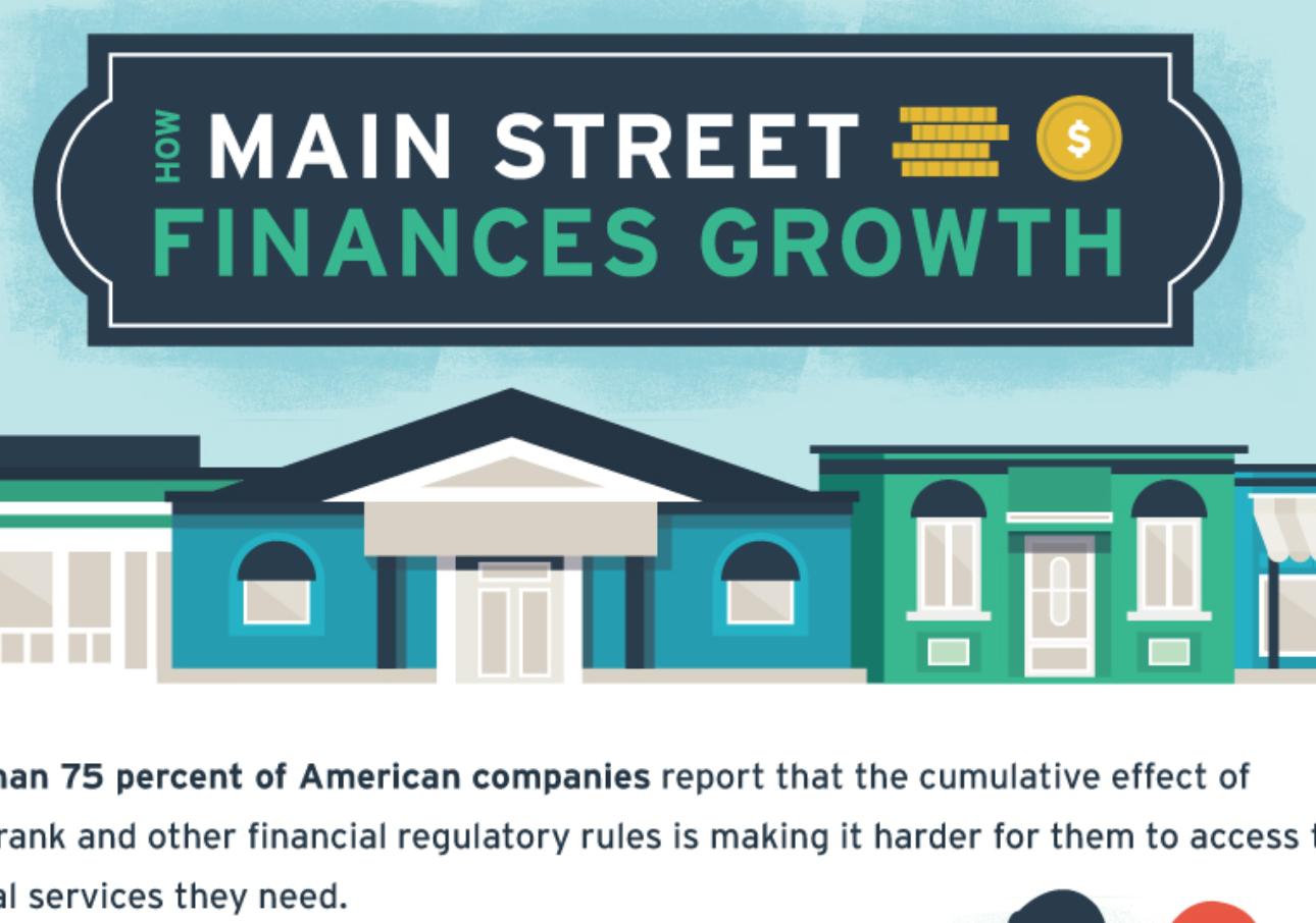 How Main Street Finances Growth