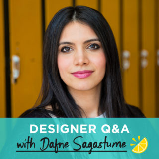 Designer Q&A: Dafne Sagastume