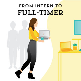 Graduation Day: From Intern to Full-Timer