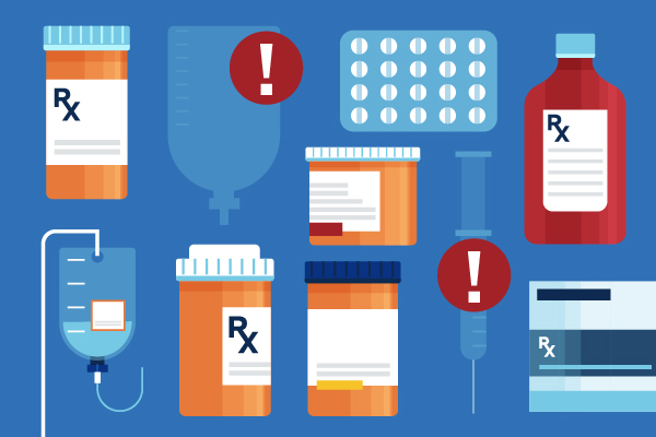 How Hospital and Health-System Pharmacists Manage Drug Shortages