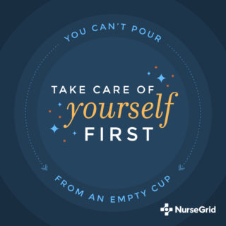 Self-Care Quote for Nurses