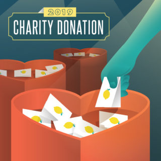 Choosing Lemonly's 2019 Charity Donations
