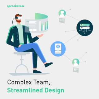 Design System Case Study: Complex Team, Streamlined Design