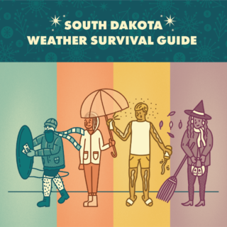 South Dakota Weather Survival Guide