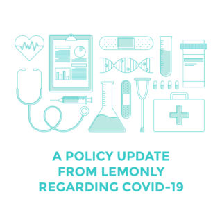 A policy update from Lemonly regarding COVID-19