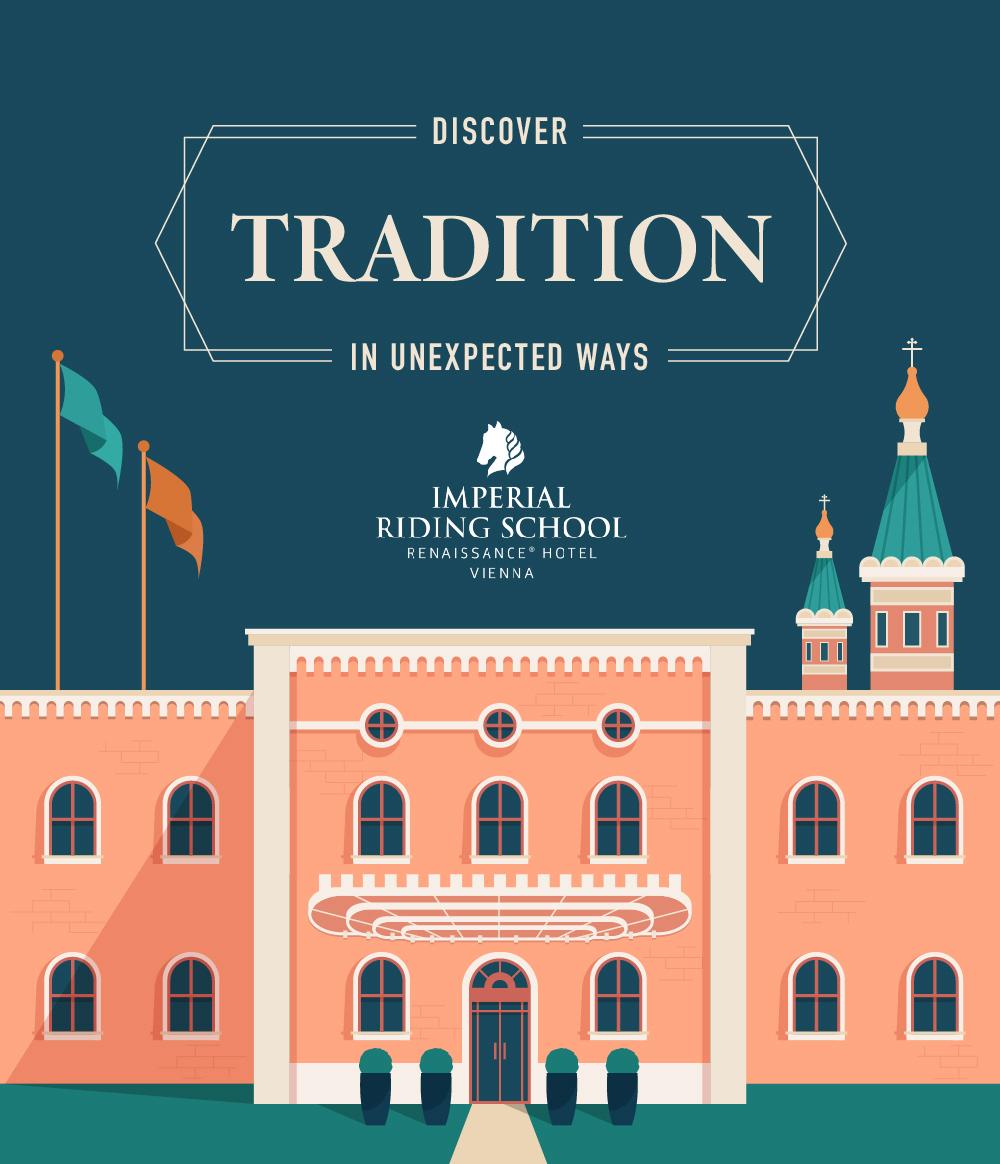 Imperial Riding School Renaissance Hotel Venice - Marriott Infographic