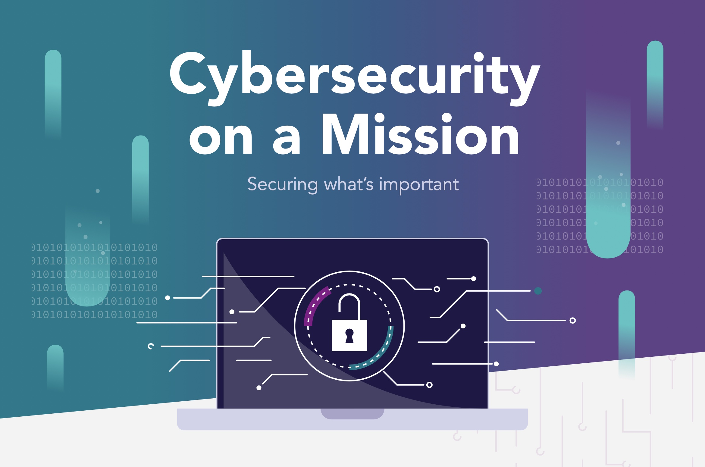 Cybersecurity on a Mission
