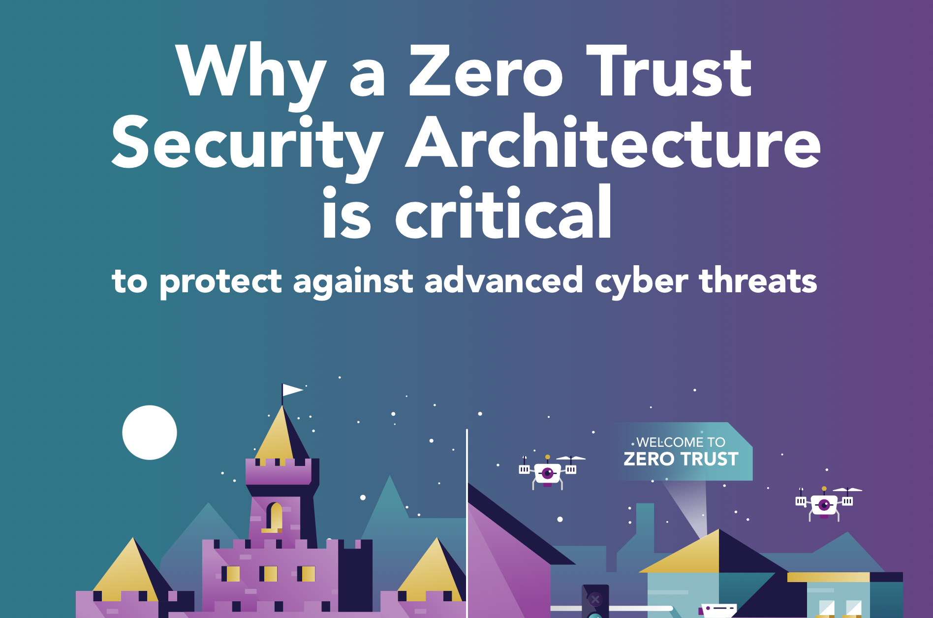 Why Zero Trust Security Architecture Is Critical