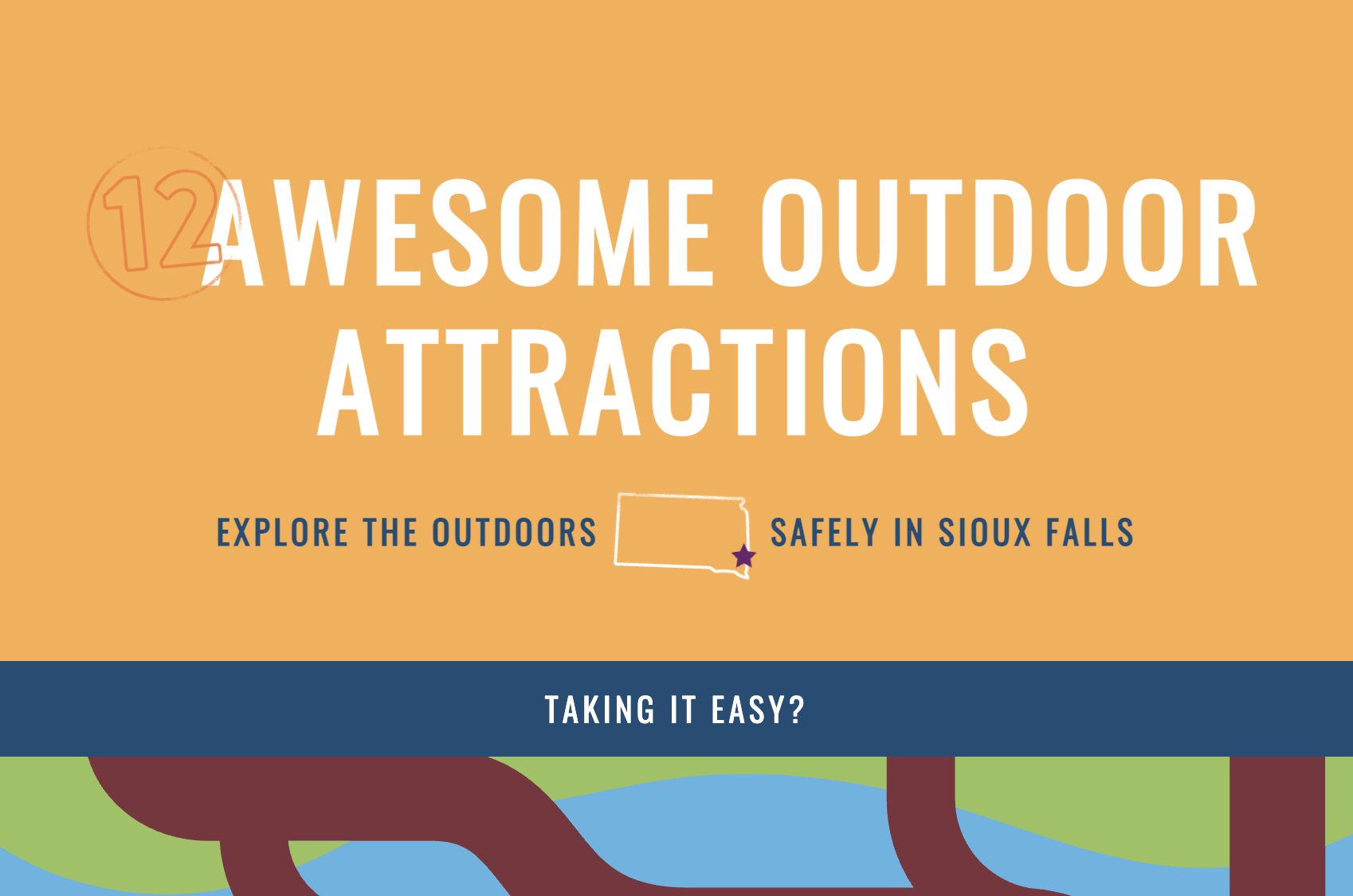 Outdoor Attractions in Sioux Falls