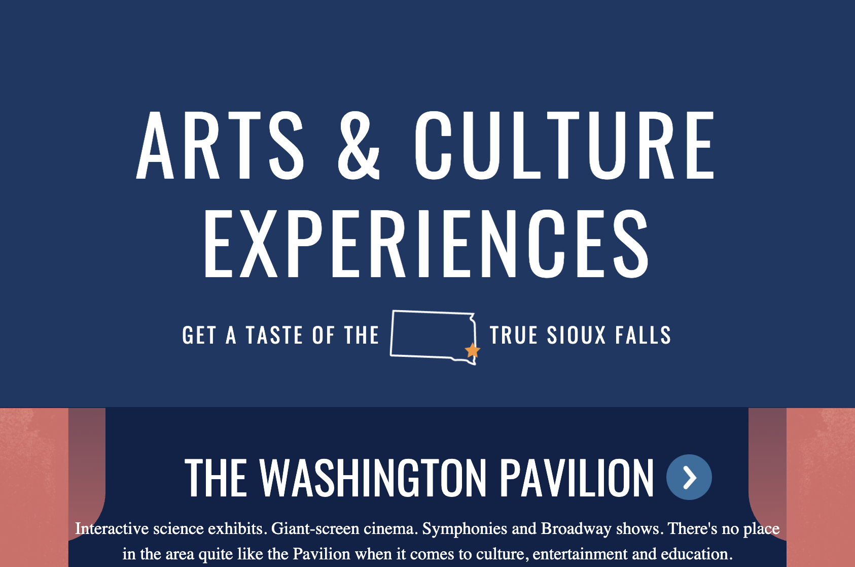 Arts & Culture in Sioux Falls