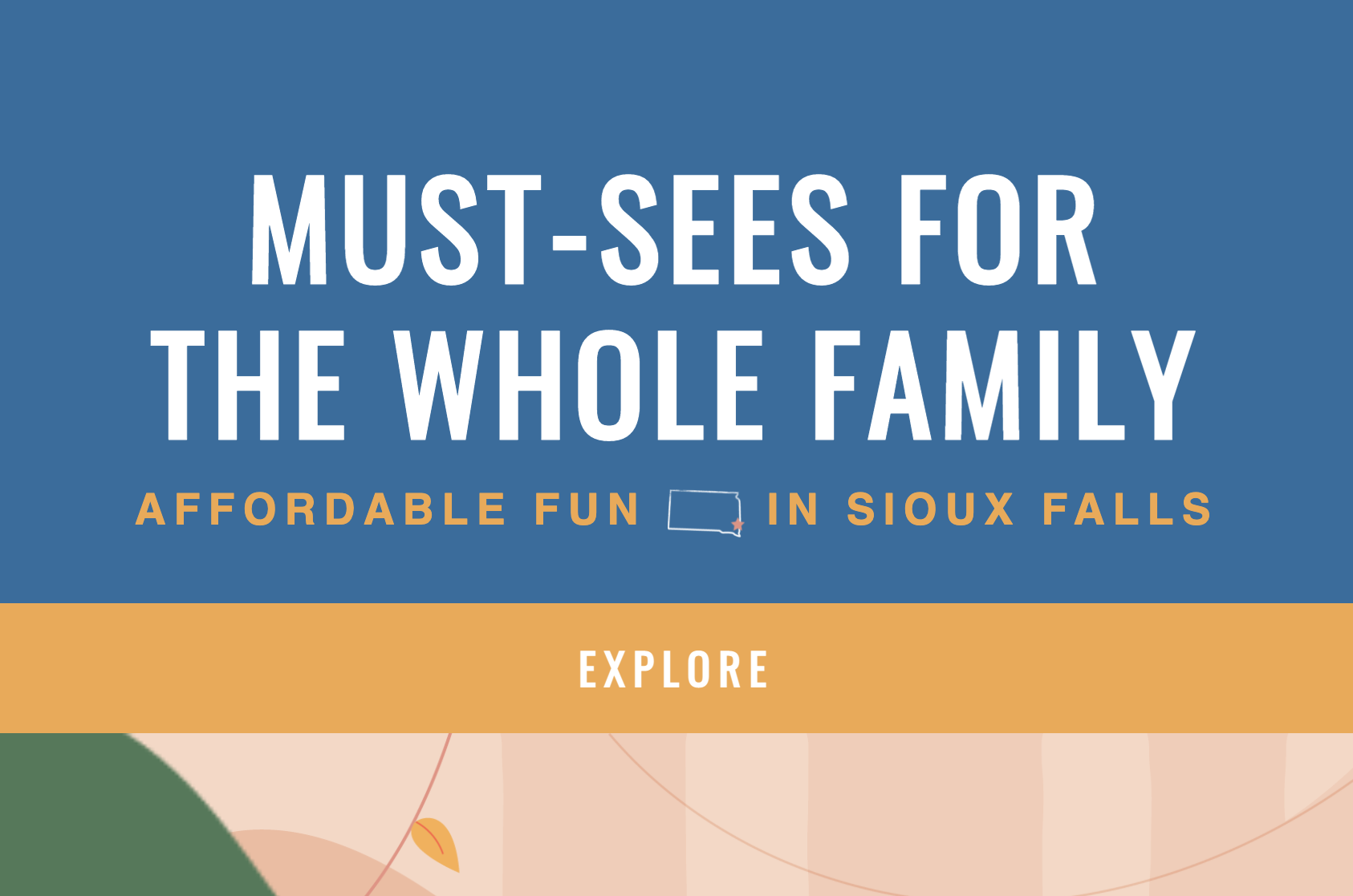 Family Activities in Sioux Falls