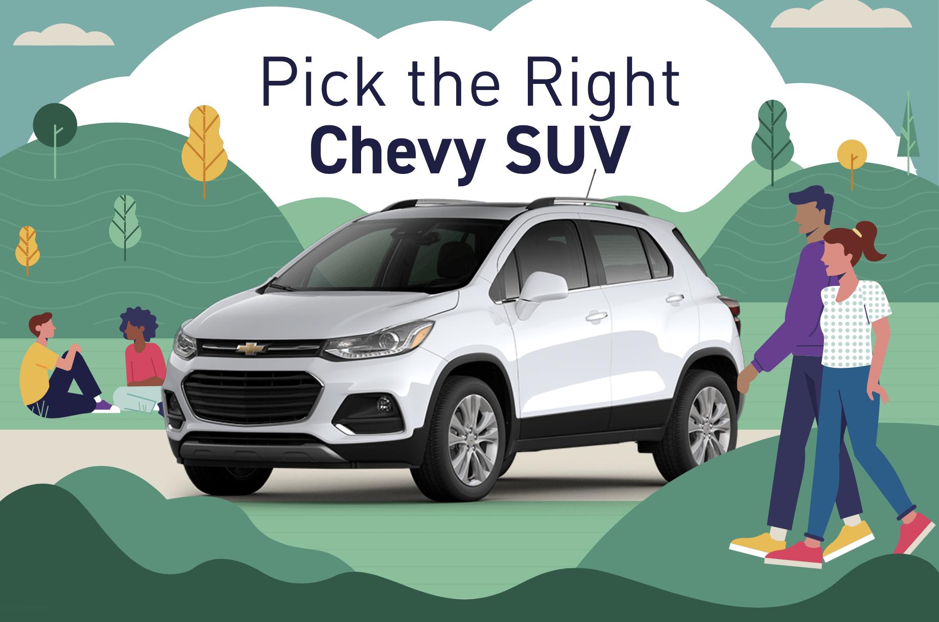 Pick the Right Chevy SUV Quiz
